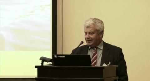 Ομιλία Ioannis Kalavrouziotis στο 2o International Forum για το Νερό, Ηράκλειο, Κρήτης 23-9-2021
