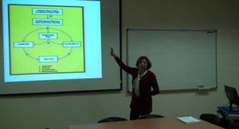 Ομιλία Professor Gulen Iskender στο ΕΑΠ 12-2018